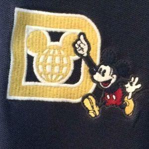 Walt Disney World 40th Anniv. Throwback Polo XXL